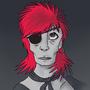 Bowie by Lumavis