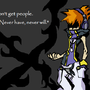 Neku - The World Ends With You by R-o-X-a-S