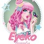 Eyeko Anime Girl by Moloko