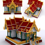 Thai Temple by Moloko