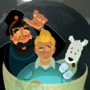 Tintin by spaghetti016