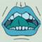 Animated Lips Icon