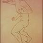 Sebek sketch by Ukki