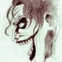 Joker sketch by TheFishyOne