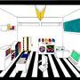 Retro Lab by SuperLaserBeamPanda