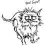 Meow Gusta by LazyModeComics