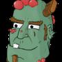 Mutant Head by JelliEels