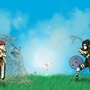 Sasuke vs Gaara by lasercrom