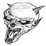 Imp Head by spade101