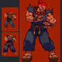 Akuma by JohnnyUtah