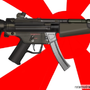 HK - MP5 by killer34578