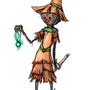 Oh noes Skull Kid by Tetigi