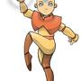 Avatar Aang by Torogoz