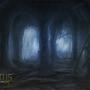Ortus Cave Scene by Kamikaye