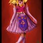 Princess Zelda by caska