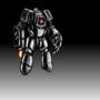 Powered armor: elementalist by Zanroth