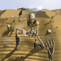 Tomb Kings by Brakkenimation