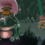 Doubles Evolution: MushroomMen by ZaneZansorrow
