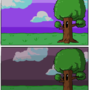 Tree Comic by FrostDrive