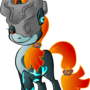 midna pony by megadrivesonic