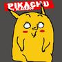 Pikachu :3 by brsblackdog
