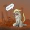 Sad catgirl