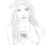 Vampire Princess Lines by EXHellfire