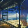 Ocean noon by Kamikaye