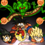 Dragon Ball - Chinese New Year by KCampbell499