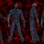 Zombie Panic concept zombiecop by SickDeathFiend