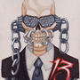 Vic Rattlehead by TheFishyOne