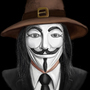 guy fawkes meets anonymous by sluipmoord