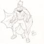 Batman - Sketch by C01