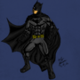 Batman - Colored by C01