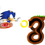 Sonic's 20th Google Doodle by KCampbell499