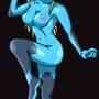 Zero Suit Samus by ForrestAnthony