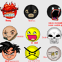 Those are awesome smileys XD by marher16