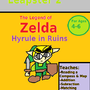 Zelda for Leapster by meganintendog