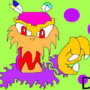 Random creature by DarknessPrince
