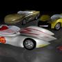 Speed Racer by BlazingEclipse