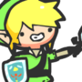 Link GIF by mnrART