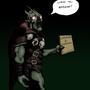 Warlock Frustration by ChrisDaemon