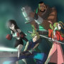 FF7 by marsoupskin