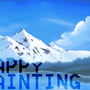 Happy Painting by J-qb