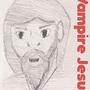 Vampire Jesus by demann18
