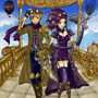 Steampunk by PattyDLuffy
