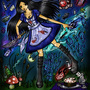 Alice fanart by PattyDLuffy