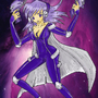 Space Warrior by PattyDLuffy