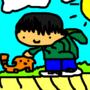 kitty by avhdxrz