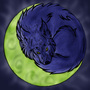 Moon Wolf by Hexnus